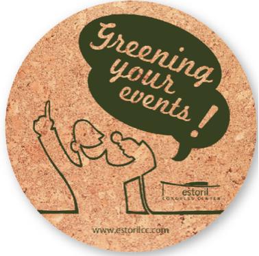 Organize um Green Event